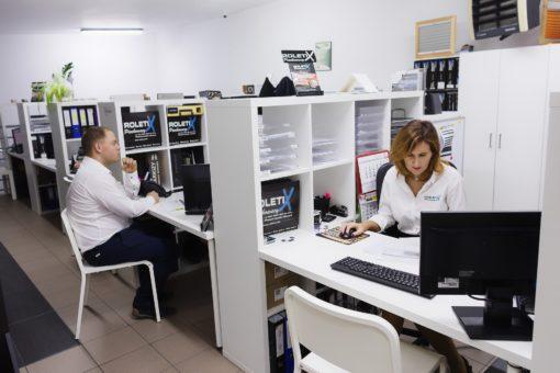 Dział Handlowy ROLETIX Salon Sprzedaży Producenta rolet, żaluzji aluminiowych, żaluzji drewnianych, plis, moskitier, markiz - 12
