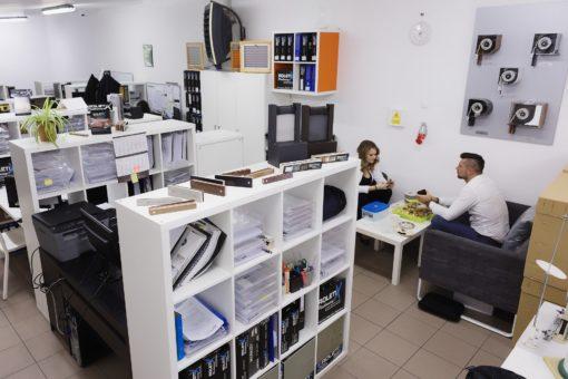 Dział Handlowy ROLETIX Salon Sprzedaży Producenta rolet, żaluzji aluminiowych, żaluzji drewnianych, plis, moskitier, markiz - 13