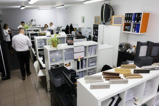 Dział Handlowy ROLETIX Salon Sprzedaży Producenta rolet, żaluzji aluminiowych, żaluzji drewnianych, plis, moskitier, markiz - 22