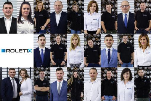 Pracownicy ROLETIX Producenta rolet, żaluzji, plis, moskitier, wertikali, markiz, pergoli, żaluzji fasadowych, żaluzji drewnianych -1