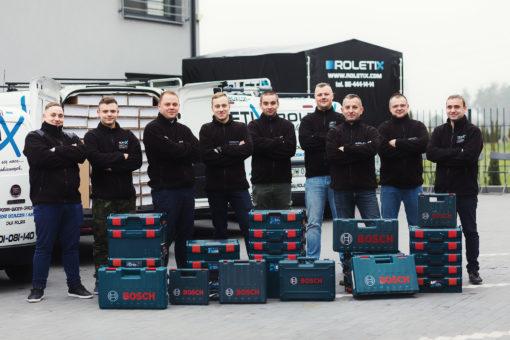 Pracownicy ROLETIX Producenta rolet, żaluzji, plis, moskitier, wertikali, markiz, pergoli, żaluzji fasadowych, żaluzji drewnianych -3