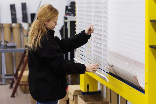 Pracownicy ROLETIX Producenta rolet, żaluzji, plis, moskitier, wertikali, markiz, pergoli, żaluzji fasadowych, żaluzji drewnianych - 35