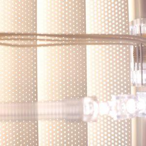 ŻALUZJE ALUMINIOWE Producent żaluzji aluminiowych 16mm, 25mm, 50mm, żaluzje aluminiowe venus, żaluzje z linkami i żyłkami, żaluzje aluminiowe perforowane 31