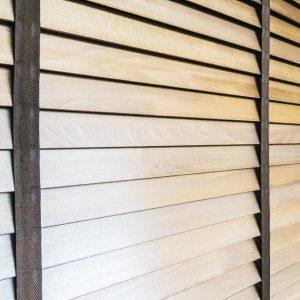 ŻALUZJE DREWNIANE I BAMBUSOWE Producent żaluzji drewnianych i bambusowych 25mm 50mm 65mm 70mm, Żaluzje drewniane elektryczne, żalzuje drewniane białe 29