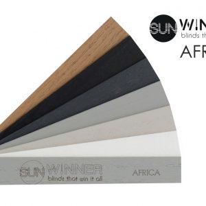ŻALUZJE DREWNIANE I BAMBUSOWE Producent żaluzji drewnianych i bambusowych 25mm 50mm 65mm 70mm, Żaluzje drewniane elektryczne Africa 25mm 50
