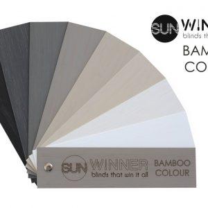 ŻALUZJE DREWNIANE I BAMBUSOWE Producent żaluzji drewnianych i bambusowych 25mm 50mm 65mm 70mm, Żaluzje drewniane elektryczne Bamboo Colour 50mm 55