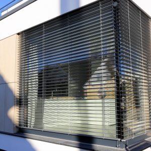 ŻALUZJE FASADOWE Producent żaluzji fasadowych zewnętrznych, żaluzje zewnętrzne aluminiowe stalowe, żaluzje fasadowe typ C, Z, S, żaluzje biurowe 7