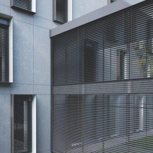 ŻALUZJE FASADOWE Producent żaluzji fasadowych zewnętrznych, żaluzje zewnętrzne aluminiowe stalowe, żaluzje fasadowe typ C, Z, S, żaluzje biurowe 9