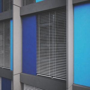 ŻALUZJE FASADOWE Producent żaluzji fasadowych zewnętrznych, żaluzje zewnętrzne aluminiowe stalowe, żaluzje fasadowe typ C, Z, S, fasadówki 14