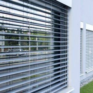 ŻALUZJE FASADOWE Producent żaluzji fasadowych zewnętrznych, żaluzje zewnętrzne aluminiowe stalowe, żaluzje fasadowe typ C, Z, S, fasadówki 17