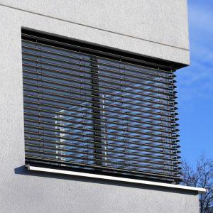 ŻALUZJE FASADOWE Producent żaluzji fasadowych zewnętrznych, żaluzje zewnętrzne aluminiowe stalowe, żaluzje fasadowe typ C, Z, S, fasadówki 20