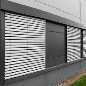 ŻALUZJE FASADOWE Producent żaluzji fasadowych zewnętrznych, żaluzje zewnętrzne aluminiowe stalowe, żaluzje fasadowe typ C, Z, S, fasadówki 21