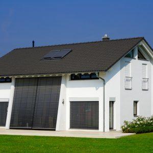 ŻALUZJE FASADOWE Producent żaluzji fasadowych zewnętrznych, żaluzje zewnętrzne aluminiowe stalowe, żaluzje fasadowe typ C, Z, S, fasadówki 25