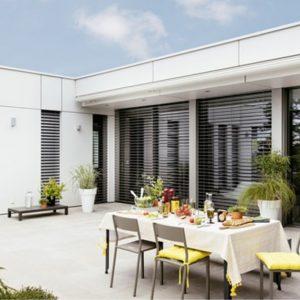 ŻALUZJE FASADOWE Producent żaluzji fasadowych zewnętrznych, żaluzje zewnętrzne aluminiowe stalowe, żaluzje fasadowe typ C, Z, S, fasadówki 31