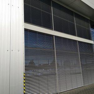 ŻALUZJE FASADOWE Producent żaluzji fasadowych zewnętrznych, żaluzje zewnętrzne aluminiowe stalowe, żaluzje fasadowe typ C, Z, S, fasadówki 46