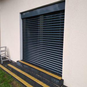 ŻALUZJE FASADOWE Producent żaluzji fasadowych zewnętrznych, żaluzje zewnętrzne aluminiowe stalowe, żaluzje fasadowe typ C, Z, S, fasadówki 47