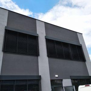 ŻALUZJE FASADOWE Producent żaluzji fasadowych zewnętrznych, żaluzje zewnętrzne aluminiowe stalowe, żaluzje fasadowe typ C, Z, S, fasadówki 49
