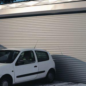 BRAMY ROLOWANE Producent bram rolowanych, bramy rolowane zwijane PA-77, PA-55, PA-52, Brama rolowana garażowa, Bramy aluminiowe ocieplane 5