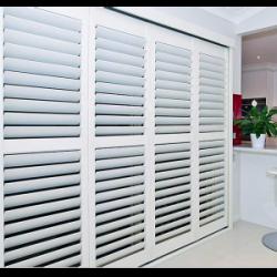 OKIENNICE SHUTTERS Okiennice wewętrzne, okiennice shutters drewniane, shutters PCV, shutters faux wood, okiennice ruchome lamele przesuwne - 16