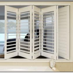 OKIENNICE SHUTTERS Okiennice wewętrzne, okiennice shutters drewniane, shutters PCV, shutters faux wood, okiennice ruchome lamele przesuwne - 18