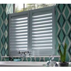 OKIENNICE SHUTTERS Okiennice wewętrzne, okiennice shutters drewniane, shutters PCV, shutters faux wood, okiennice ruchome lamele przesuwne - 20