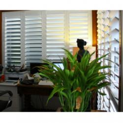 OKIENNICE SHUTTERS Okiennice wewętrzne, okiennice shutters drewniane, shutters PCV, shutters faux wood, okiennice ruchome lamele przesuwne - 22