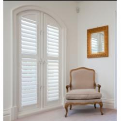 OKIENNICE SHUTTERS Okiennice wewętrzne, okiennice shutters drewniane, shutters PCV, shutters faux wood, okiennice ruchome lamele przesuwne - 6