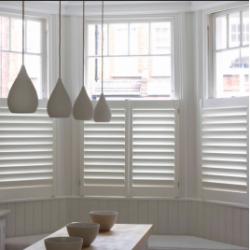OKIENNICE SHUTTERS Okiennice wewętrzne, okiennice shutters drewniane, shutters PCV, shutters faux wood, okiennice ruchome lamele przesuwne - 7