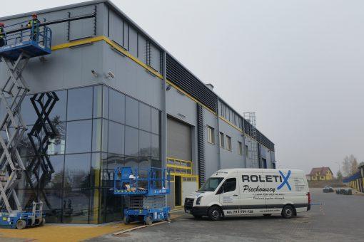 ROLETIX Obsługa inwestycji i przetargów rolet, żaluzji aluminiowych, wertikali, rolet screen reflek, żaluzji fasadowych 3