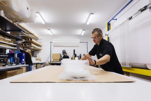 ROLETIX Pakowanie z najwyższą staralnością rolet, żaluzji, moskitier, plis, wertikali, panel track, rolet rzymskich, zasłon, firan, rolet scree - 30